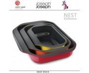 Емкости NEST Oven антипригарные для запекания и подачи, 3 штуки, Joseph Joseph, Великобритания