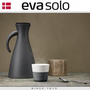 Кофейник-термос VACUUM JUG пурпурно-серый, 1 л, Eva Solo, арт. 96905, фото 4