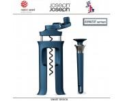 Набор BarWise: винтовой штопор + открывалка с магнитом, Joseph Joseph, Великобритания