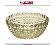 Миска-салатник Tiffany XL, 30 см, пластик пищевой, цвет песочный, Guzzini, Италия