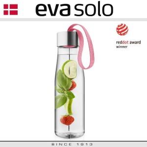 Бутылка MyFlavour для воды со съемной пикой для фруктов, 750 мл, розовый, Eva Solo, Дания, арт. 96906, фото 5