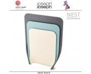 Набор разделочных досок Nest: 3 предмета, опал, Joseph Joseph, Великобритания