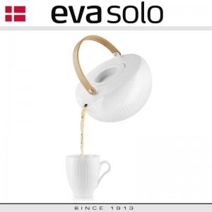 LEGIO NOVA Дизайнерский заварочный чайник, 1.2 л, фарфор, Eva Solo, арт. 90160, фото 3
