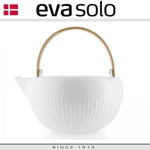 LEGIO NOVA Дизайнерский заварочный чайник, 1.2 л, фарфор, Eva Solo, арт. 90160, фото 4