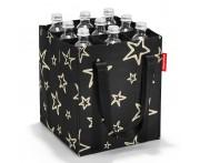 Сумка-органайзер для бутылок bottlebag stars, Reisenthel