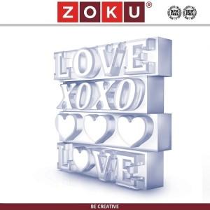LOVE силиконовая форма для льда, Zoku, арт. 112017, фото 2