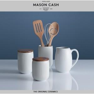 """Глубокая тарелка """"Linear"""", 23 см, каменная керамика, цвет серо-синий, Mason Cash, арт. 112045, фото 4"""