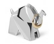Держатель для колец origami слон хром, Umbra