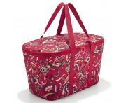 Термосумка coolerbag paisley ruby, L 44,5 см, W 25 см, H 24,5 см, Reisenthel