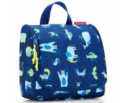 Органайзер детский toiletbag abc friends blue, L 20 см, W 10 см, H 23 см, Reisenthel
