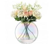 Ваза круглая pearl 24 см, LSA International