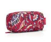 Косметичка multicase paisley ruby, L 21 см, W 7 см, H 10 см, Reisenthel