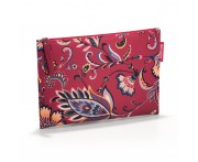 Косметичка case 1 paisley ruby, L 1,4 см, W 24,4 см, H 17,4 см, Reisenthel