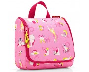 Органайзер детский toiletbag abc friends pink, L 20 см, W 10 см, H 23 см, Reisenthel