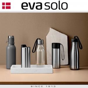COOL Дизайнерская Термо-бутылка 700 мл, серая, сталь нержавеющая, Eva Solo, арт. 96902, фото 2