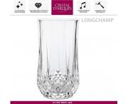 Бокал Longchamp высокий, 360 мл, Cristal D'arques, Франция