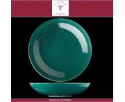 Блюдо-салатник Lifestyle бирюзовый, D 26 см, фарфор, Lilien, Австрия