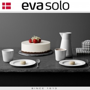 LEGIO NOVA Подставка для десерта,  D 36 см, фарфор, Eva Solo, Дания, арт. 79244, фото 4