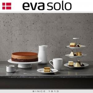LEGIO NOVA Подставка 3-х ярусная для десерта, фарфор, сталь, Eva Solo, Дания, арт. 79245, фото 2