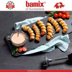 BAMIX M200 Chrome LuxuryLine блендер, хромированный корпус Швейцария, арт. 96825, фото 8