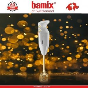BAMIX M200 Gold Princess LuxuryLine блендер, 24K золотое покрытие, Швейцария, арт. 96822, фото 2