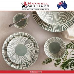 Блюдо-салатник Solaris, D 15 см, цвет зелено-оливковый, фарфор, Maxwell & Williams, арт. 112138, фото 2