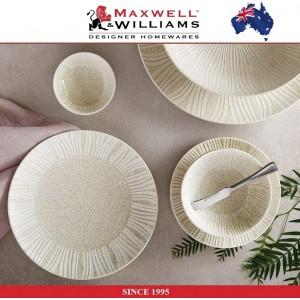 Блюдо-тарелка Solaris, D 20.5 см, цвет зелено-оливковый, фарфор, Maxwell & Williams, арт. 112136, фото 3
