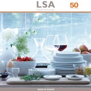 DINE Комплект базовой столовой посуды, 16 предметов на 4 персоны, LSA, арт. 87199, фото 12