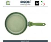 Антипригарная сковорода Dr.Green, D 28 см, Risoli, Италия