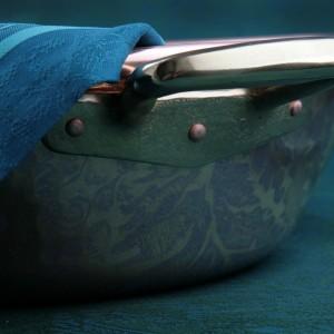 Тазик Jam Pot для варенья, 5 л, D 30 см, медь, RUFFONI, Италия, арт. 2638, фото 2
