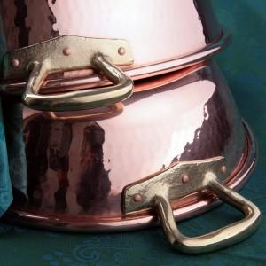 Тазик Jam Pot для варенья, 5 л, D 30 см, медь, RUFFONI, Италия, арт. 2638, фото 3