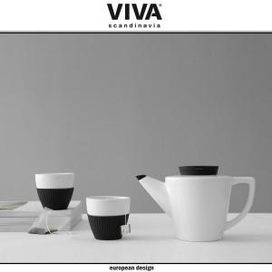 Набор Infusion чайный, 3 предмета, белый-черный, VIVA Scandinavia, арт. 98687, фото 2