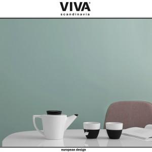 Набор Infusion чайный, 3 предмета, белый-черный, VIVA Scandinavia, арт. 98687, фото 3