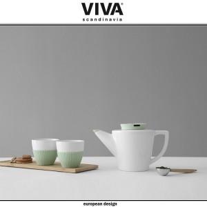 Набор Infusion чайный, 3 предмета, белый-мятный, VIVA Scandinavia, арт. 98685, фото 2