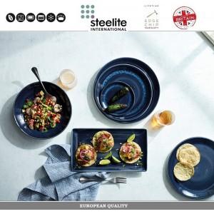 Блюдце Indigo Vesuvius для арт 112726, 16.5 см, фарфор, Steelite, Великобритания, арт. 112736, фото 2