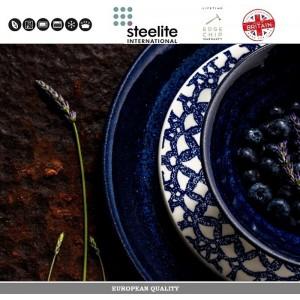 Блюдце Indigo Vesuvius для арт 112726, 16.5 см, фарфор, Steelite, Великобритания, арт. 112736, фото 5