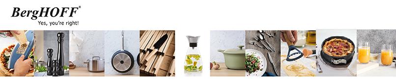CooknCo Vegan Набор для сушки и приготовления салата, центрифуга с терками, BergHOFF