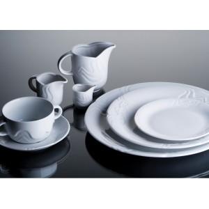 Блюдце «Melodie», D 16 см, H 2 см, фарфор столовый, G.Benedikt, Чехия, арт. 7829, фото 2