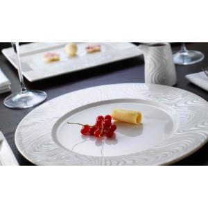 Блюдо овальное «Optik», L 34 см, W 26,5 см, Steelite, Великобритания, арт. 9162, фото 3