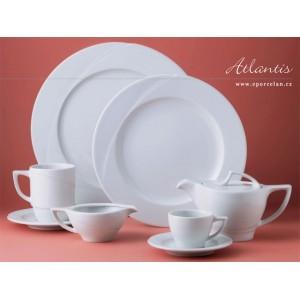 Чашка чайная «Atlantis», 300 мл, D 8 см, H 9,5 см, L 11 см, G.Benedikt, Чехия, арт. 7908, фото 5