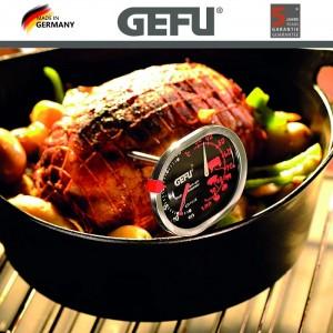 Термометр MESSIMO 2 в 1 для мяса и духовки, +30С до +300С, GEFU, Германия, арт. 11030, фото 2