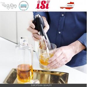 Сифон для содовой, 1 л, алюминий пищевой, черный, iSi, Австрия, арт. 10304, фото 2
