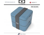 Ланч-бокс MB Square Denim, Monbento, Франция