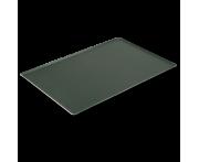 Противень для выпечки антипригарный, H 1 см, L 53 см, W 32,5 см,  алюминий, тефлон, de Buyer, Франция