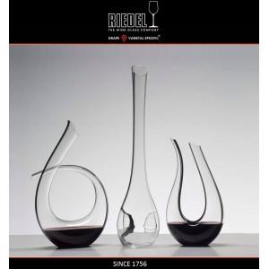 Декантер AMADEO BLACK TIE ручной выдувки, 1.5 л, H 35 см, Riedel, Австрия, арт. 16397, фото 4