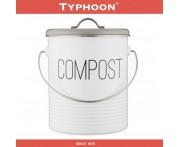 Банка Compost для кухонных отходов, серия Vintage Mayfair, TYPHOON