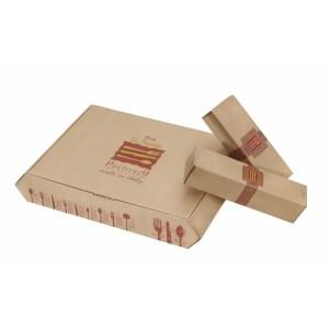 Набор столовых приборов Ellade в подарочной упаковке, 75 предметов на 12 персон, Pintinox, Италия, арт. 87170, фото 2