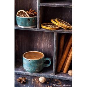 Чашка для эспрессо «Craft», 85 мл, D 6,5 см, H 5,3 см, синий, Steelite, Великобритания, арт. 9422, фото 3