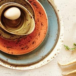 Чашка кофейная «Craft», 100 мл, D 6,5 см, H 5 см, терракотовый, Steelite, Великобритания, арт. 9428, фото 3