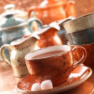 Чашка чайная «Craft», 285 мл, D 9 см, H 6,5 см, терракотовый, Steelite, Великобритания, арт. 9503, фото 2
